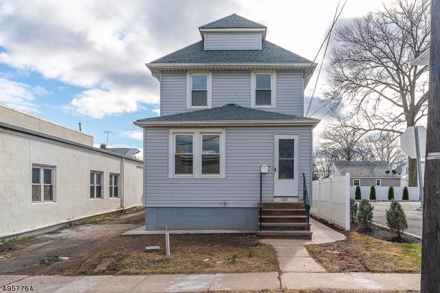 241 South Ave, Garwood Boro, NJ 07027 (MLS #3612671) :: The Dekanski Home Selling Team
