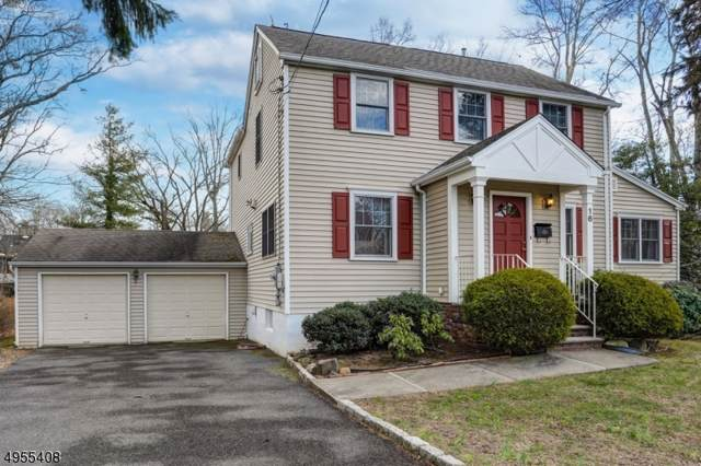 16 Falcon Rd, Livingston Twp., NJ 07039 (MLS #3612932) :: The Sue Adler Team