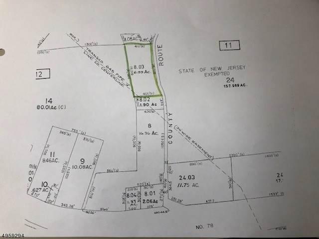 3 County Rd 635(Norton Rd), Union Twp., NJ 08827 (MLS #3613249) :: The Dekanski Home Selling Team