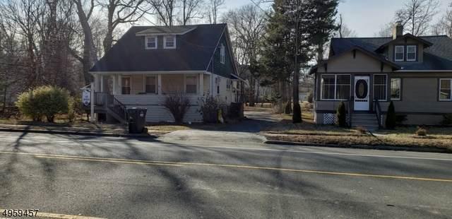 917 Washington Ave, Green Brook Twp., NJ 08812 (MLS #3613375) :: Pina Nazario