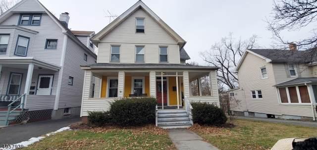 57 Riggs Pl, South Orange Village Twp., NJ 07079 (MLS #3613482) :: The Sue Adler Team