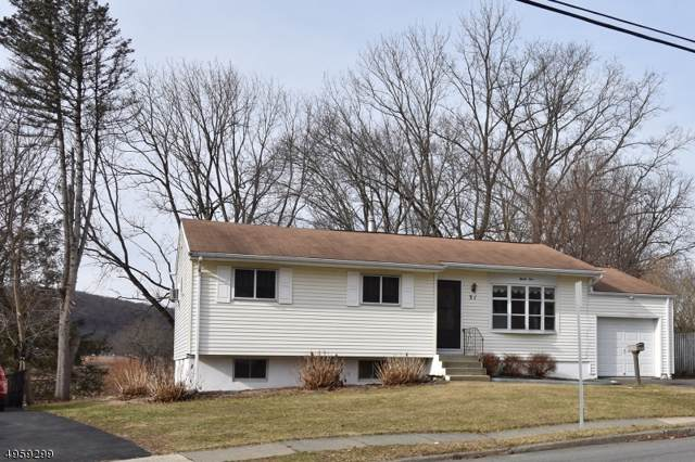 31 Mitchell Rd, Hackettstown Town, NJ 07840 (MLS #3613516) :: The Sikora Group
