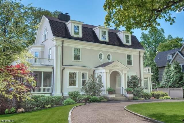 101 Hobart Ave, Summit City, NJ 07901 (MLS #3613687) :: The Dekanski Home Selling Team
