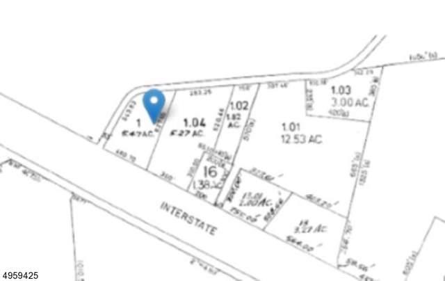 0 Route 173, Union Twp., NJ 08802 (MLS #3613736) :: Mary K. Sheeran Team