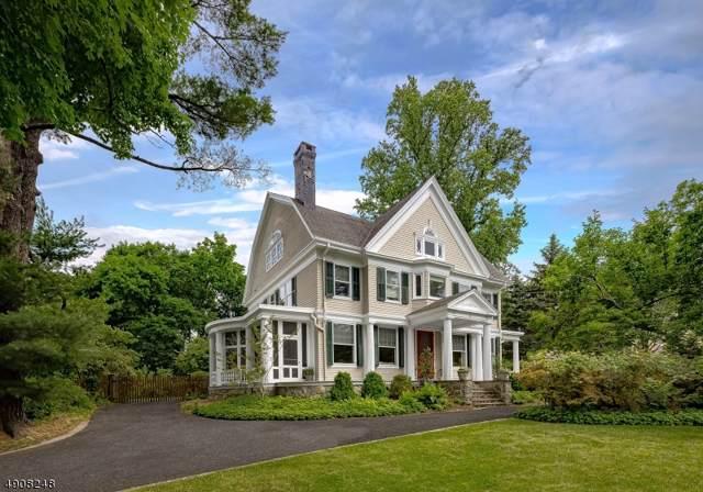 43 Crescent Rd, Madison Boro, NJ 07940 (MLS #3613960) :: Zebaida Group at Keller Williams Realty