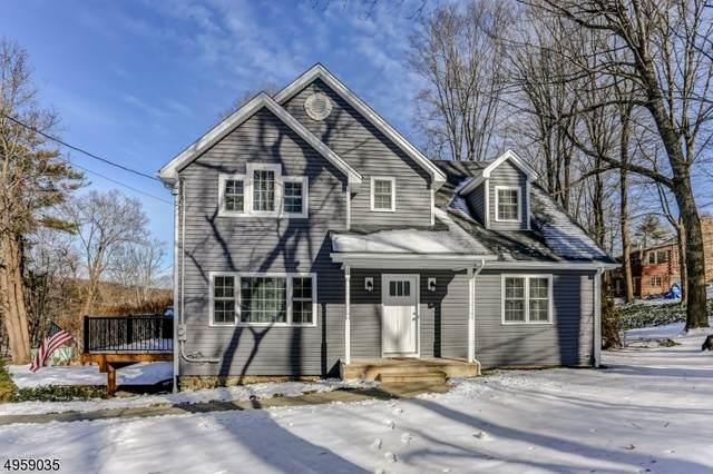 118 Cedar Dr, Andover Twp., NJ 07860 (MLS #3614079) :: SR Real Estate Group