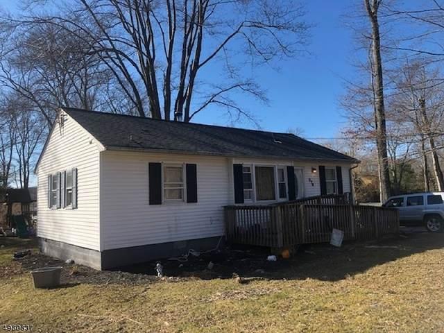 279 Lakeview Dr, Hampton Twp., NJ 07860 (MLS #3614396) :: The Dekanski Home Selling Team