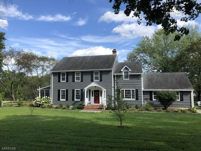 24 Welsh Road, Tewksbury Twp., NJ 08833 (MLS #3614462) :: The Lane Team