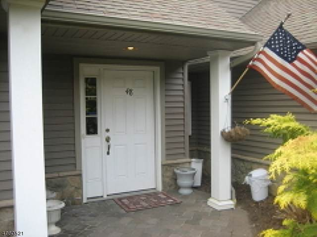 48 Clubhouse Rd #48, Hardyston Twp., NJ 07419 (MLS #3614552) :: Coldwell Banker Residential Brokerage