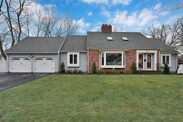 75 Marion Ave, New Providence Boro, NJ 07974 (MLS #3614647) :: Zebaida Group at Keller Williams Realty