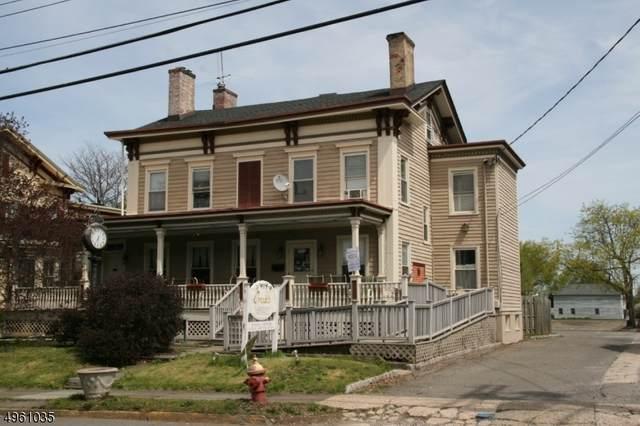 148 Main St, Flemington Boro, NJ 08822 (MLS #3614799) :: Weichert Realtors