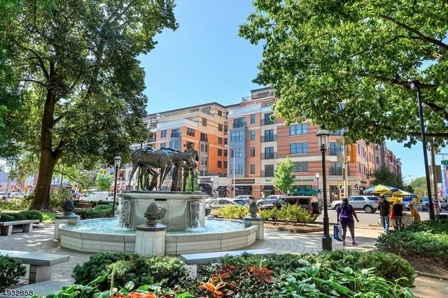 40 W Park Place  Unit 701, Morristown Town, NJ 07960 (MLS #3615102) :: SR Real Estate Group