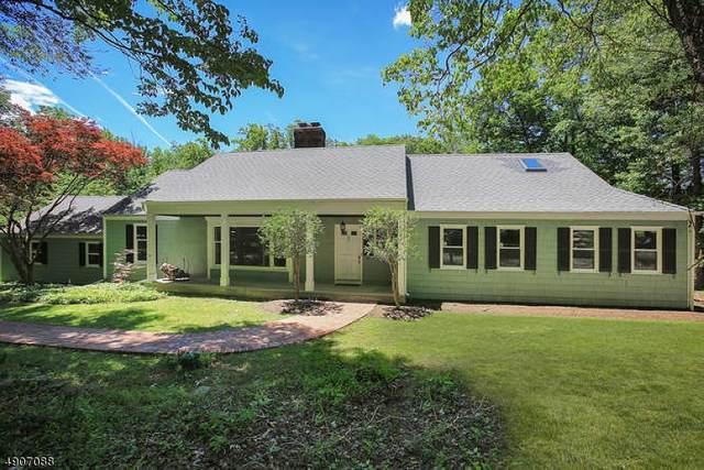 16 Oak Knoll Rd, Mendham Twp., NJ 07945 (MLS #3615306) :: William Raveis Baer & McIntosh