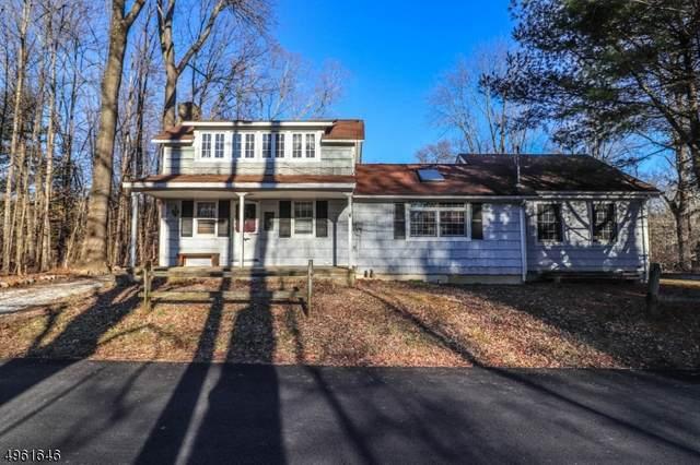 84 Valley Rd, Mansfield Twp., NJ 07863 (MLS #3615319) :: Weichert Realtors