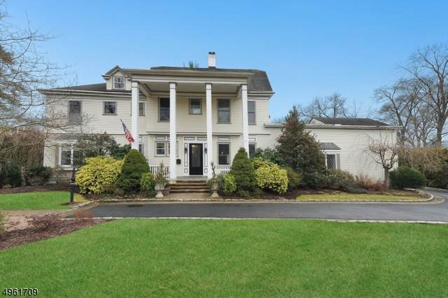 528 Grove St, Ridgewood Village, NJ 07450 (MLS #3615365) :: William Raveis Baer & McIntosh