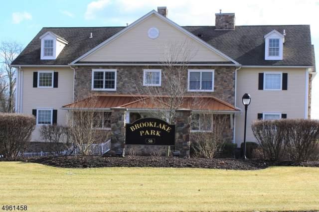 58 Brooklake Rd #10, Florham Park Boro, NJ 07932 (MLS #3615471) :: William Raveis Baer & McIntosh
