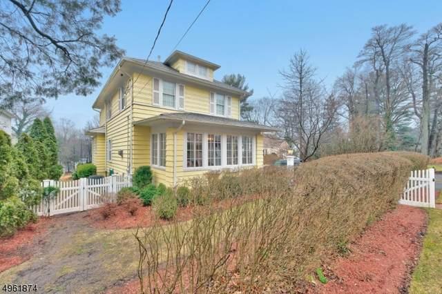 21 Somerville Rd, Ridgewood Village, NJ 07450 (MLS #3615502) :: William Raveis Baer & McIntosh