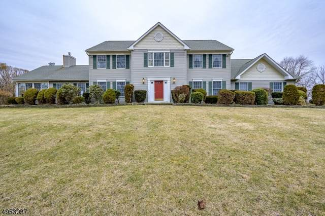 465 Shades Of Death Rd, Allamuchy Twp., NJ 07838 (MLS #3615540) :: Mary K. Sheeran Team