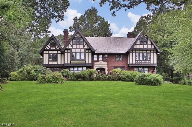 240 S Mountain Ave, Montclair Twp., NJ 07042 (MLS #3615551) :: Zebaida Group at Keller Williams Realty
