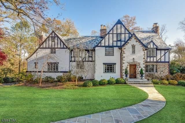 232 Oak Ridge Ave, Summit City, NJ 07901 (MLS #3615671) :: The Dekanski Home Selling Team