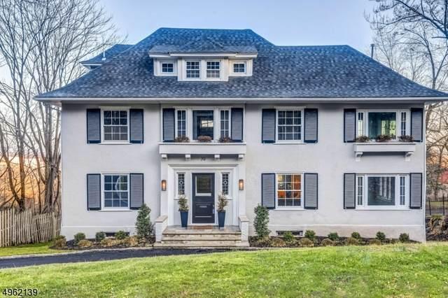 79 Lloyd Rd, Montclair Twp., NJ 07042 (MLS #3615713) :: Zebaida Group at Keller Williams Realty