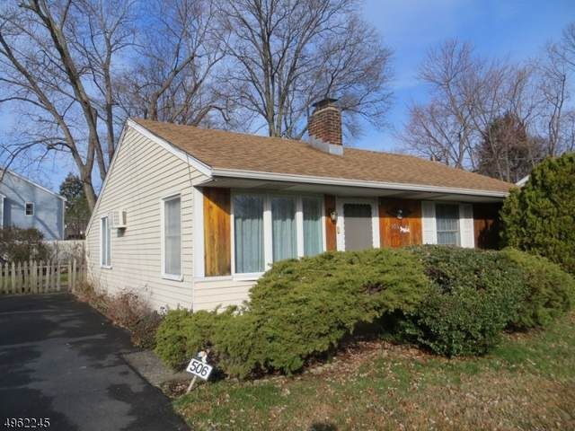 506 Booth Ct, Rahway City, NJ 07065 (MLS #3615785) :: The Lane Team