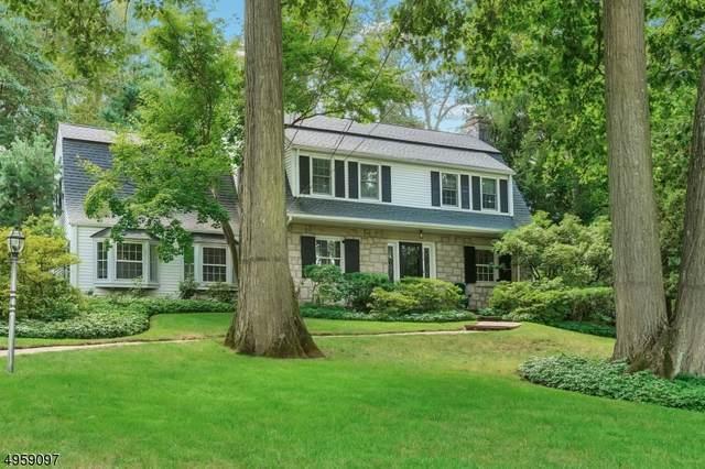 82 Blackburn Rd, Summit City, NJ 07901 (MLS #3615877) :: Coldwell Banker Residential Brokerage