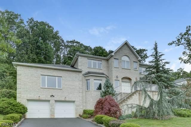54 Gatheringhill Ct, Parsippany-Troy Hills Twp., NJ 07054 (MLS #3615894) :: The Lane Team