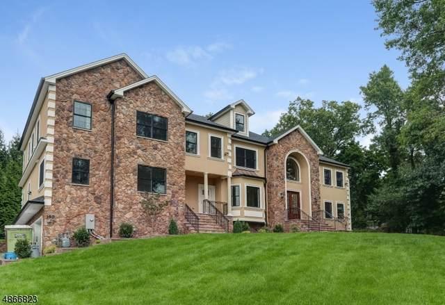 140 Hillside Ave, Livingston Twp., NJ 07039 (MLS #3615932) :: Coldwell Banker Residential Brokerage