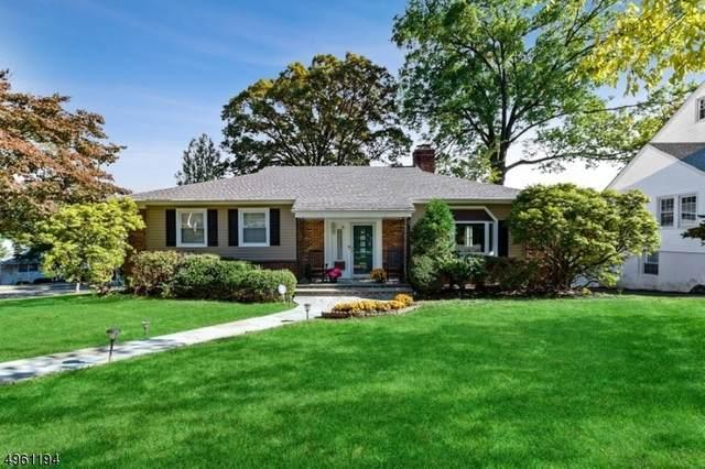 6 Gregory Ave, West Orange Twp., NJ 07052 (MLS #3615939) :: SR Real Estate Group