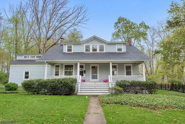 73 Passaic Ave, Summit City, NJ 07901 (MLS #3616002) :: Coldwell Banker Residential Brokerage
