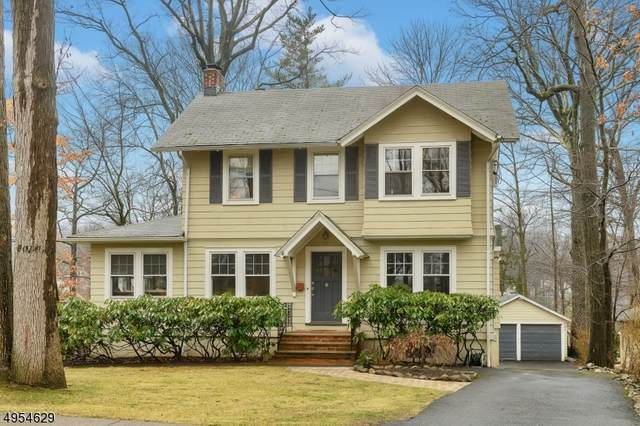 28 Mountain Rd, Verona Twp., NJ 07044 (MLS #3616068) :: Zebaida Group at Keller Williams Realty