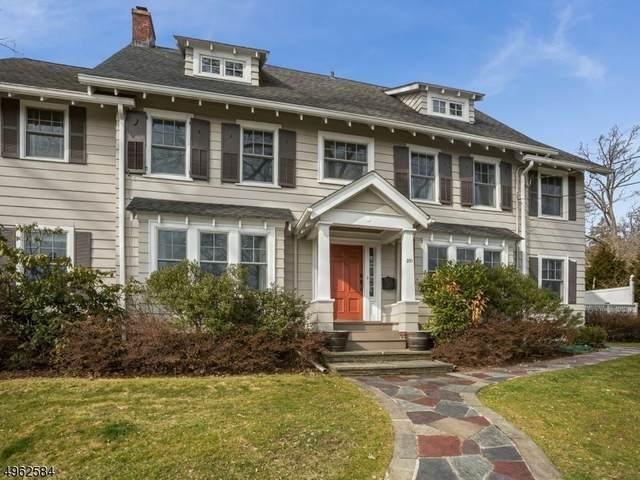 251 Wyoming Ave, Maplewood Twp., NJ 07040 (MLS #3616074) :: Zebaida Group at Keller Williams Realty