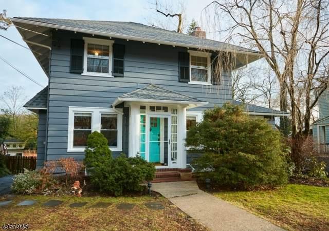 16 Burnet St, Maplewood Twp., NJ 07040 (MLS #3616100) :: Zebaida Group at Keller Williams Realty