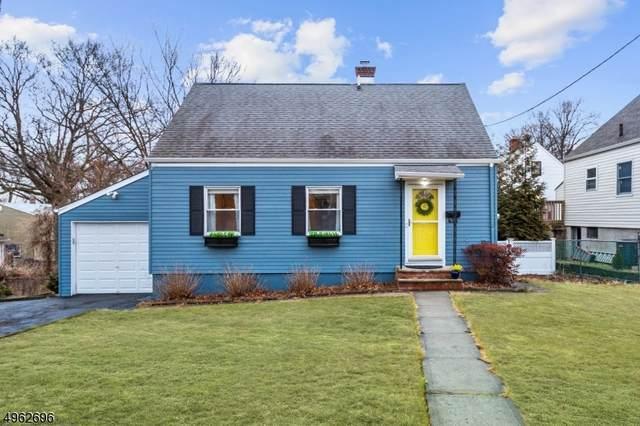 5 Pilch St, Bloomfield Twp., NJ 07003 (MLS #3616178) :: REMAX Platinum