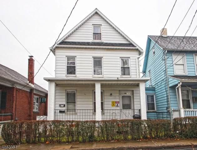 148 Filmore St, Phillipsburg Town, NJ 08865 (MLS #3616205) :: Weichert Realtors