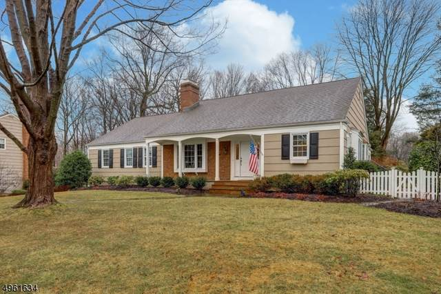 30 Stafford Rd, Chatham Twp., NJ 07928 (MLS #3616236) :: Coldwell Banker Residential Brokerage