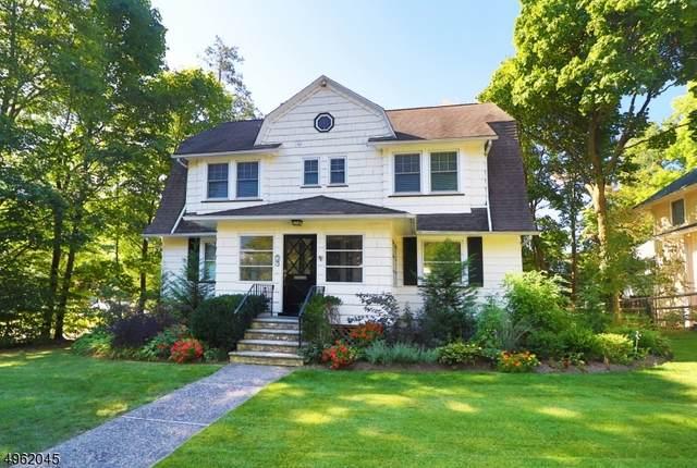 4 Lenox Pl, Maplewood Twp., NJ 07040 (MLS #3616361) :: Zebaida Group at Keller Williams Realty