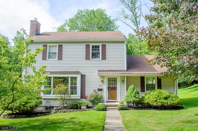 1055 Springfield Ave, New Providence Boro, NJ 07974 (MLS #3616372) :: Coldwell Banker Residential Brokerage