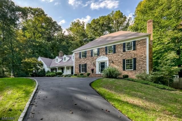 6 Indian Hollow Rd, Mendham Twp., NJ 07945 (MLS #3616471) :: William Raveis Baer & McIntosh
