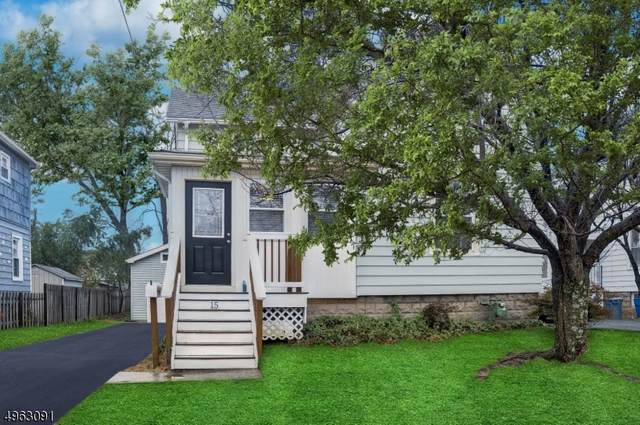 15 Chapel St, Madison Boro, NJ 07940 (MLS #3616507) :: Zebaida Group at Keller Williams Realty
