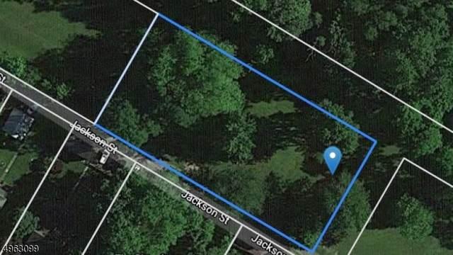 0 Jackson St, Frenchtown Boro, NJ 08825 (MLS #3616515) :: SR Real Estate Group