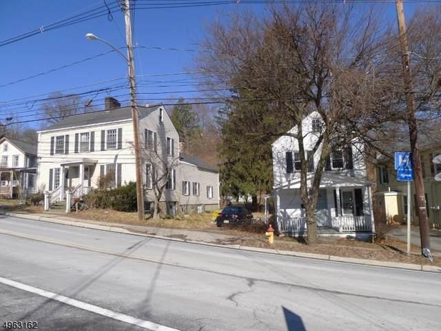 85 High St, Newton Town, NJ 07860 (MLS #3616591) :: The Sikora Group