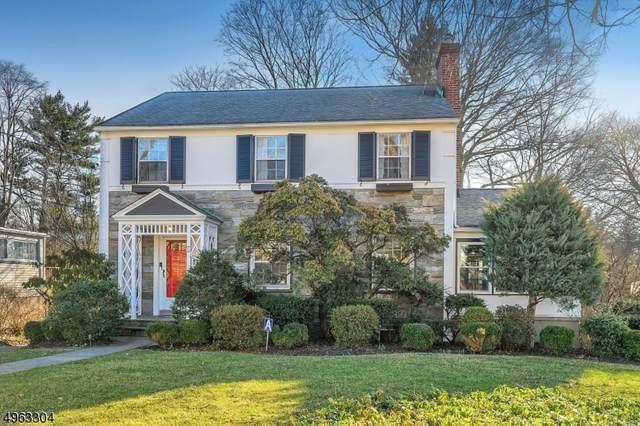 10 Carter Rd, West Orange Twp., NJ 07052 (MLS #3616720) :: SR Real Estate Group