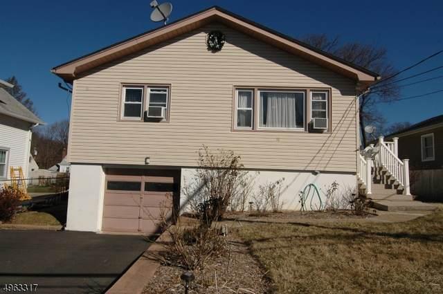 16 Hillside Ave, Mine Hill Twp., NJ 07803 (MLS #3616850) :: SR Real Estate Group