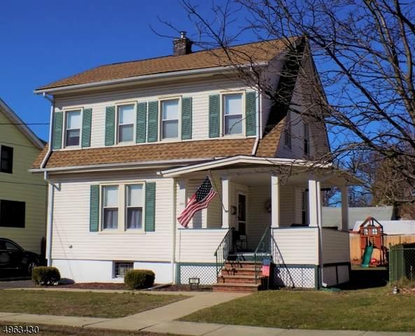507 Elm St, Cranford Twp., NJ 07016 (MLS #3616875) :: Zebaida Group at Keller Williams Realty