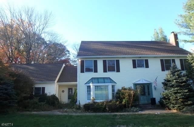 7 Chester Brook Rd, Chester Twp., NJ 07930 (MLS #3617006) :: William Raveis Baer & McIntosh