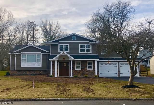 40 Crest Rd, New Providence Boro, NJ 07974 (MLS #3617119) :: Coldwell Banker Residential Brokerage