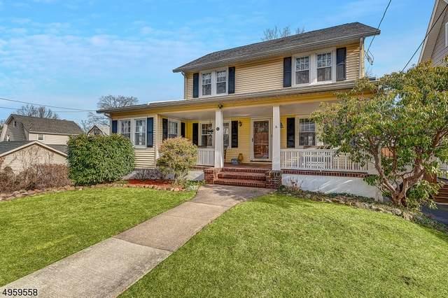 4 Florence Pl, West Orange Twp., NJ 07052 (MLS #3617148) :: SR Real Estate Group