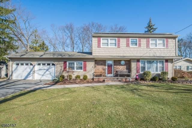 16 Twin Oaks Rd, Parsippany-Troy Hills Twp., NJ 07054 (MLS #3617218) :: The Douglas Tucker Real Estate Team LLC